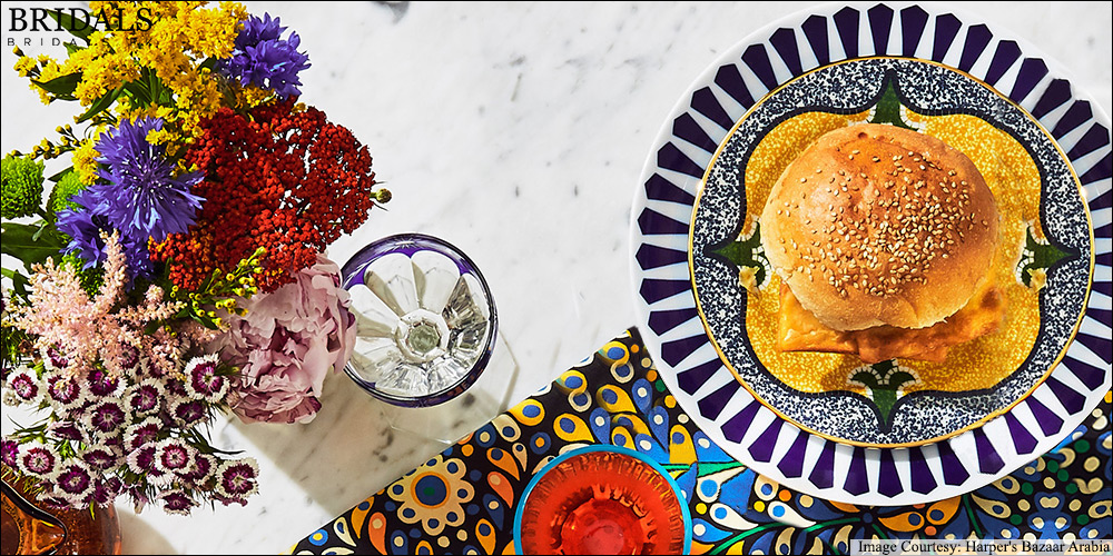 5 Dinnerware That Every Bride-To-Be Should Include In Her Trousseau!