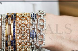 Lust List: Tennis Bracelets are hard to resist this season! And here's why.