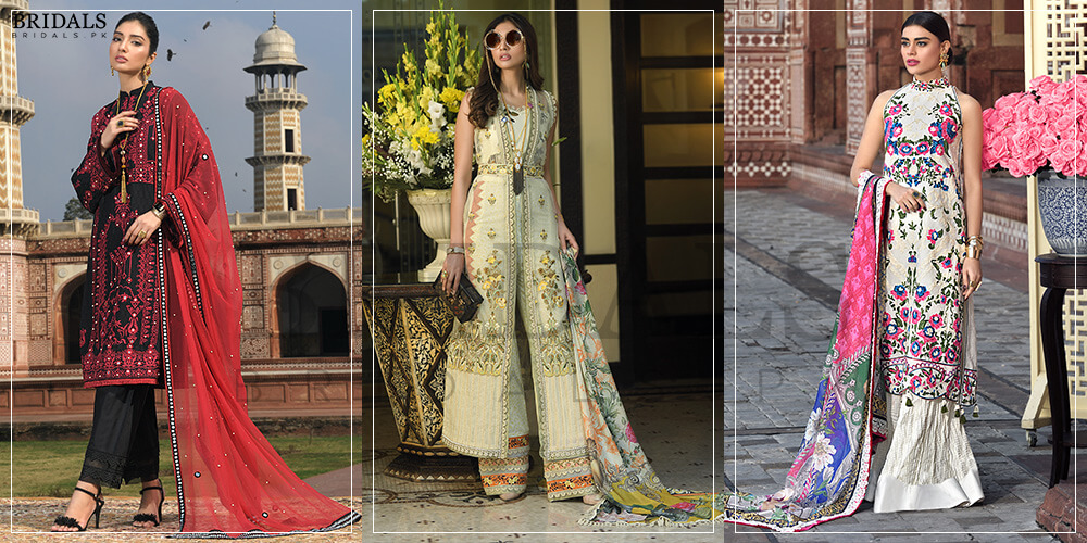Asim Jofa's Luxury Lawn Collection 2020 Has Created A Fashion Frenzy!