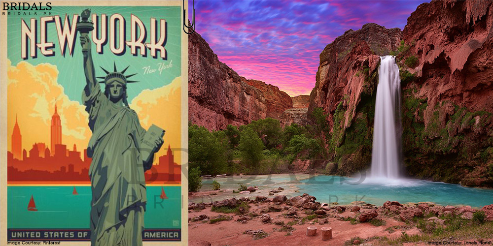 11 Must See Waterfalls In The US!