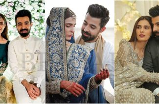 Showbiz Stars Sadia Ghaffar and Hassan Hayat Khan Finally Make It To Their Happy Ending!
