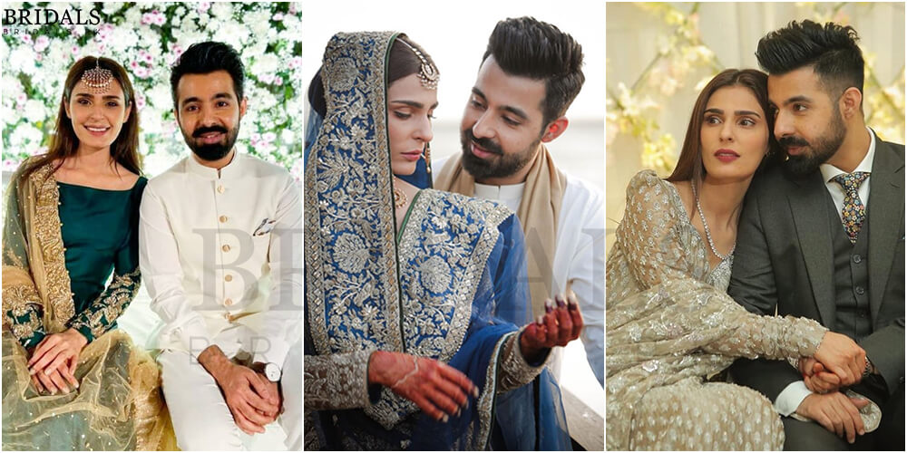 Showbiz Stars Sadia Ghaffar and Hassan Hayat Khan Finally Make It To Their Happy Ending!