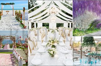 Top 5 Ideas For Your Ideal Spring Daytime Wedding!