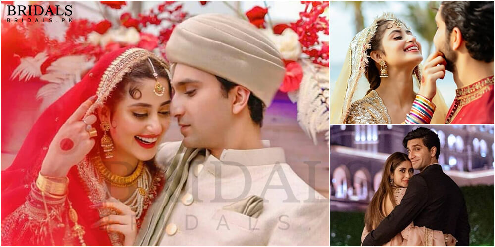 Sajal Aly And Ahad Raza Mir Get Married In Abu Dhabi!