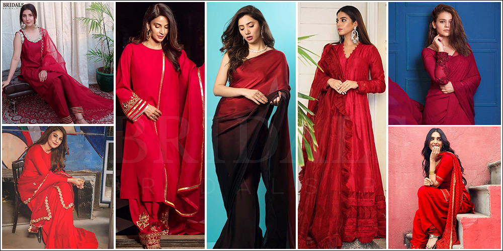 Ladies In Red: Celebrities In Red Left An Unforgettable Impression On Us!