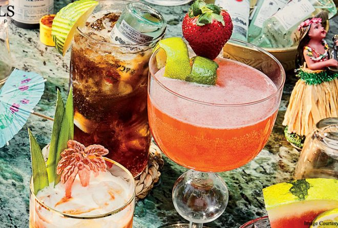 11 Summer Drinks To Be Served At Day Time Weddings!