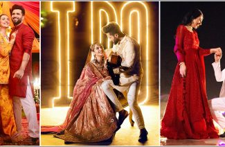 Highlights: Sarah Khan And Falak Shabir's Dreamlike Wedding!