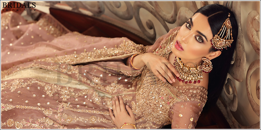 'Sheherzade' Bridal Edit II By Aisha Imran Is A Class Of Its Own!