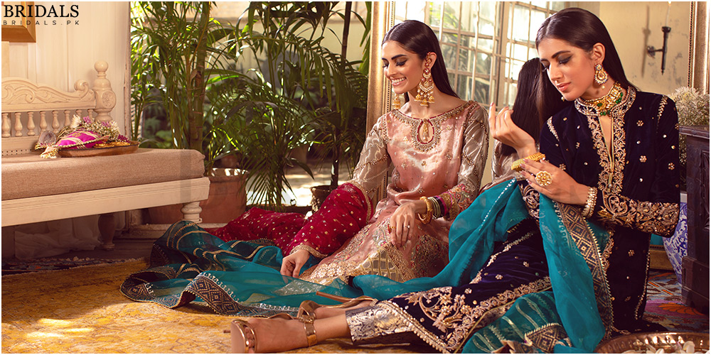 Experience The Love And Joy Of Matrimonial Bliss With Annus Abrar's 'Ghar Ki Shadi' Collection!