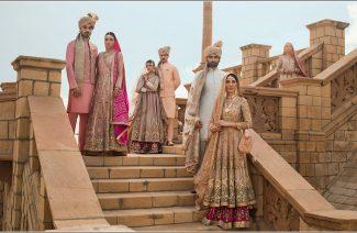Step Into The Old-World Charm With Deepak Perwani's Shalimar!