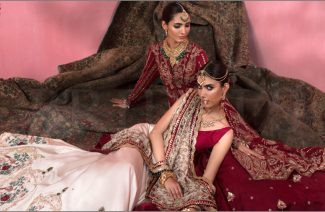 Mahgul's Wedding Collection Is A Testament Of Love And Dreams!